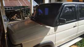 kijang super th 1987 barasiah
