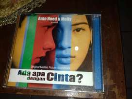 cd ost ada apa dengan cinta vol 1