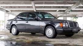 Mercedes Benz W124 300E 1988 (lis becak)