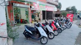 Scooty made in Japan