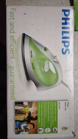 Philips Stream iron