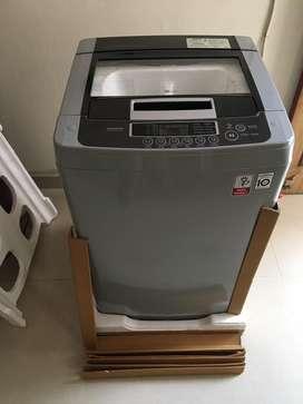 LG fully automatic 6.5kg washing machine