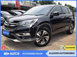 [OLX Autos] Honda CRV 2.4 AT Bensin 2016 Hitam #Allison Automobile