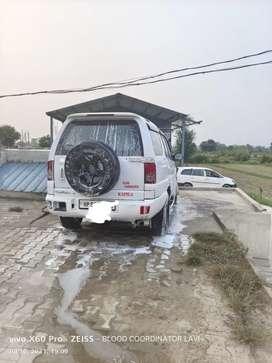 Tata Safari 2006 Diesel 100000 Km Driven BILKUL OK  car
