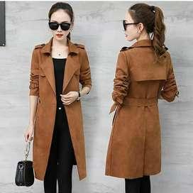 Q'la coat wanita