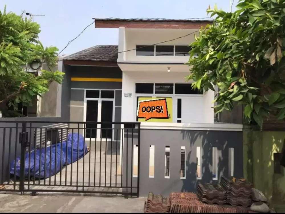 rumah baru siap huni di vila mutiara kota madya bogor