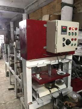 Fully automatic hydraulic wrinkle plate machine