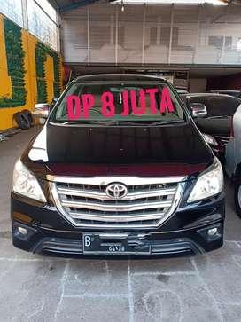 Toyota Kijang Inova G 2015 manual bensin Dp 8 JUTA
