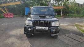 Mahindra Scorpio 2006-2009 SLX 2.6 Turbo 8 Str, 2008, Diesel