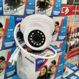 Paket 2 camera spc 2mp FREE PEMASANGAN keseluruh jatim