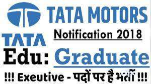 Full Time Jobs In TATA MOTORS Company Vacancy 0