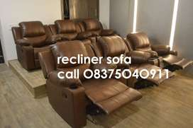 Branded Imported RECLINERS, Bonded Leather Recliner Sofa, New Reclin