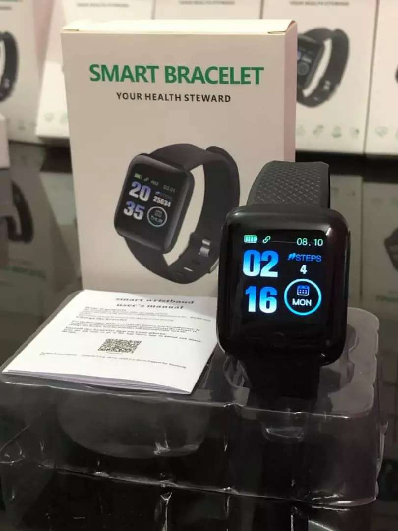 Smartwatch D13 For kids and men waterproof Bluetooth connecting 0