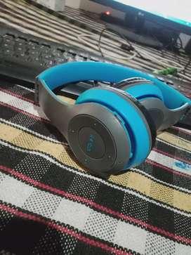 New Boat headphones