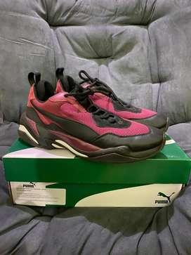 Sepatu Puma Thunder Spectra Rhododendron - P Black T Port Original