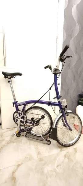 Dijual Sepeda lipat Brompton