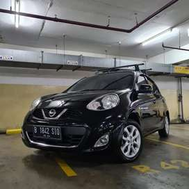 Nissan March tahun 2014 tipe XS Automatic