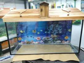 All aquarium products and aquariums
