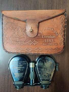 "Antique Monocular ""Made For Royal Navy""/Opera Binocular"