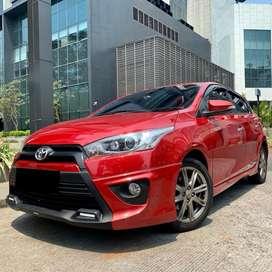 Toyota Yaris TRD Sportivo Manual 2016 TDP Ringan