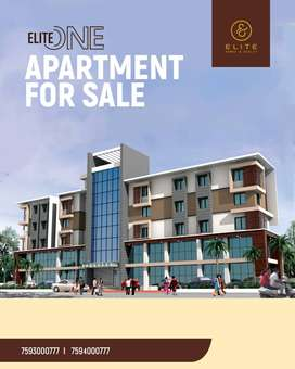 2BHK 1200Sqft Apartment in  the Heart of Thrissur City, price. 57 Lakh