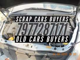Buyers of old cars dead cars scrap cars buyers
