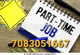 Home based online part time job data entry work