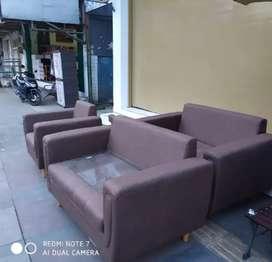 kursi sofa terbaru model minimalis siap cod di tempat