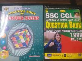 Ssc maths book & question bank