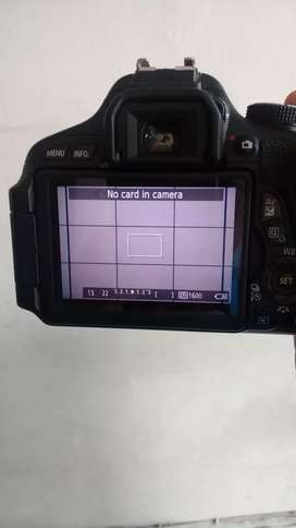 Canon eos 600d kit 18-55mm
