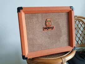 Ampli gitar orange crush murah cod jmb amplifier sound system speaker