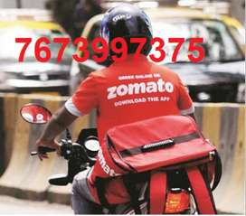 Food delivery executives in Mumbai full or part time