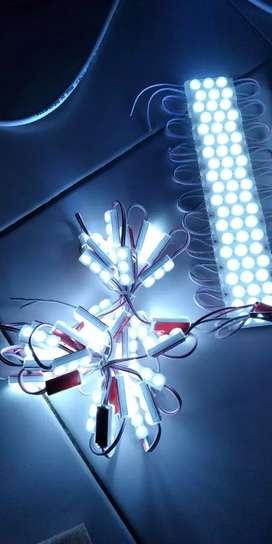 Modul 3 mata indi LED