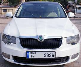 Skoda Superb Elegance 2.0 TDI CR Automatic, 2011, Diesel