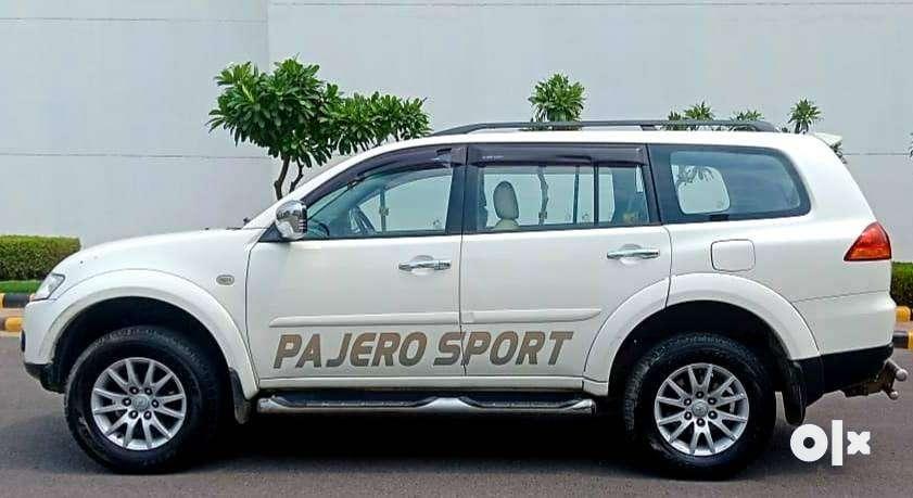 Mitsubishi Pajero Sport 2.5 Manual, 2013, Diesel 0