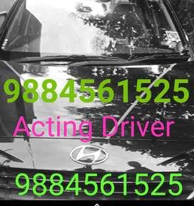 Acting driver near vandalur,  urapakkam, perungalathur