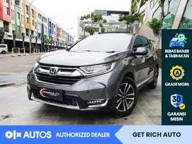 [OLXAutos] Honda CRV 1.5 Prestige Turbo A/T 2018 Abuabu #GetRichAuto