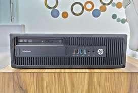 HP i5 - 6th Generation CPU - 8 Gb Ram - 256 Gb SSD + 1 Tb Hard Disk