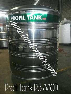 Tangki STAINLEES Steel PROFIL TANK3300L