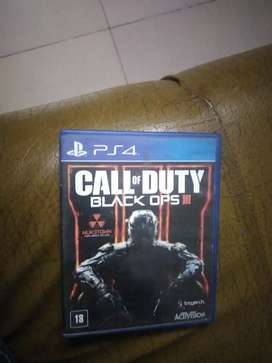 Ps4 Call of duty black ops3