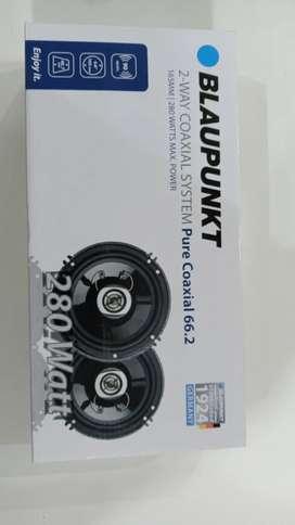 New 280 watt car speaker available for all cars- BLAUPKET Company