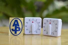 Timer mechanical penghitung waktu