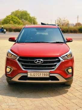 Hyundai Creta 1.6 SX (O), 2018, Petrol