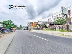 Dijual Ruang Usaha Tepi Jalan Utama Jalan Imogiri Timur Kawasan Ramai