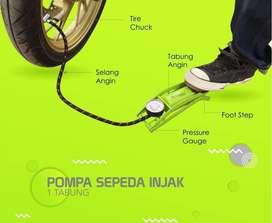 Pompa Sepeda Green Kai