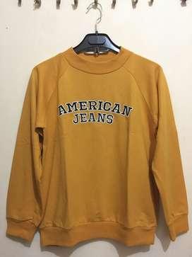 Sweater Wanita American Jeans