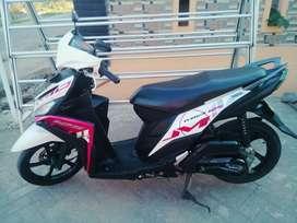 Yamaha Mio M3 125cc mulus