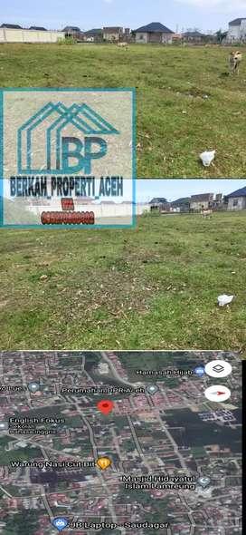 Tanah lamreung meunasah papeun samping komplek dpra aceh