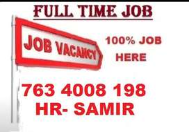 FULL TIME JOB HELPER STORE KEEPER SUPERVISOR URGENT HIRING  Age - 18 t