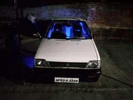 Maruti Suzuki 1000 2002 Petrol 384021 Km Driven